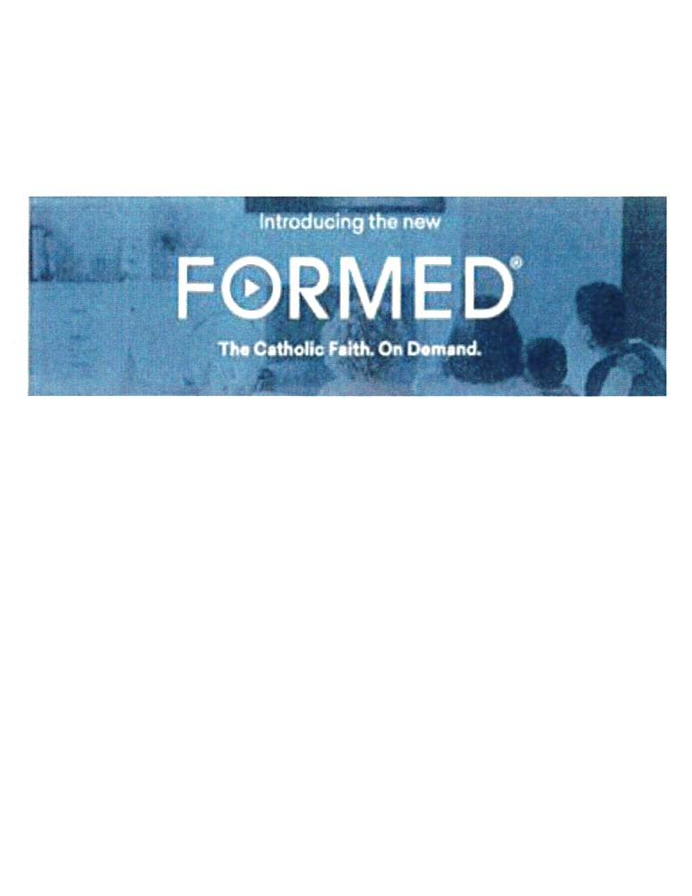 Introducing the new FORMED.  Please find link at the bottom under the image.